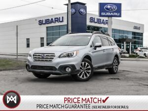 2016 Subaru Outback LIMITED NAVI ROOF
