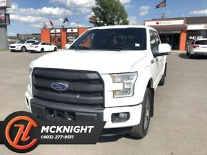 2015 Ford F-150 XLT / Leather / Sunroof / Back up cam
