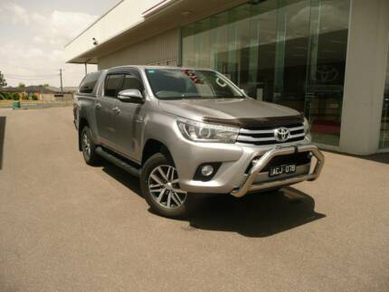 2015 Toyota Hilux Ute Horsham Horsham Area Preview