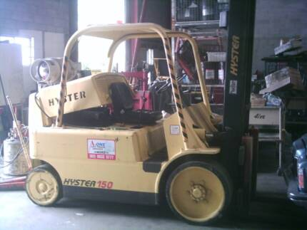 FORKLIFT HYSTER 150 Empire Bay Gosford Area Preview