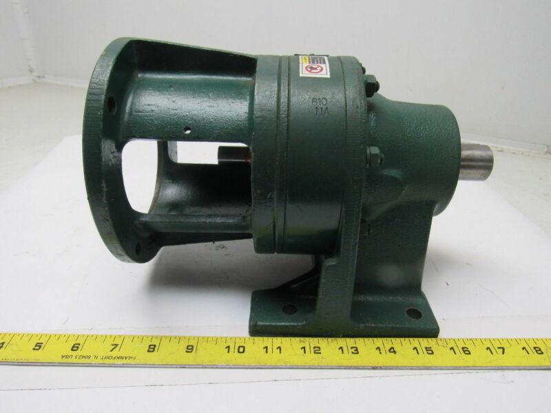 Sumitomo SM-Cyclo CNHJ-4105Y-11 Inline Gear Reducer 11:1 Ratio 3.01 Hp