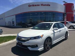 2016 Honda Accord SPORT,LEATHER,ROOF,NAVI,HEATED SEATS