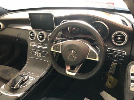 Mercadies Benz c250d parts