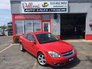 2010 Chevrolet Cobalt LT COUPE|ALLOYS|AUTOMATIC|SALE PRICE!!
