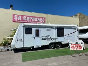 2010 JAYCO STERLING WITH SLIDE OUT Klemzig Port Adelaide Area Preview