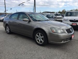 2006 Nissan Altima 2.5 S, New Winter Tires, Certified, Warranty