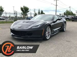 2017 Chevrolet Corvette Z06 / Navi / Back up Camera
