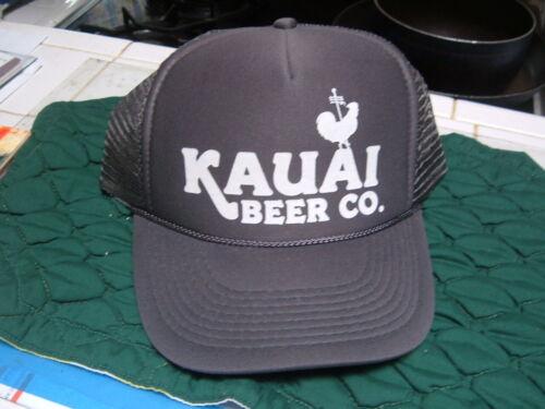 """KAUAI BEER CO."" DESIGN ADJUSTABLE BALL CAP HAT #1"
