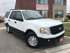 Sporty & Sharp 2011 Ford Expedition XLT 8 Passengers, Sold Cert.