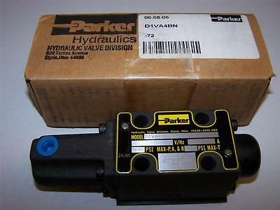Parker D1va4bn Directional Control Valve New In Box