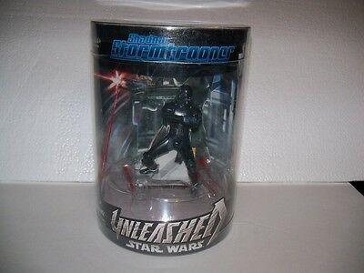 Retired Star Wars UNLEASHED Imperial SHADOW TROOPER Stormtrooper Display Figure