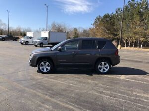 2017 Jeep COMPASS HIGH ALTITUDE 4X4