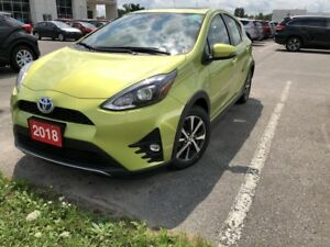 2018 TOYOTA PRIUS C TECHNOLOGY Technology