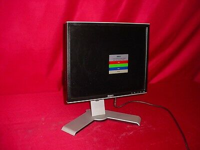 "Dell UltraSharp 1908FPC 19"" LCD Flat Screen Monitor w/ DVI-D, D-SUB Presenter"