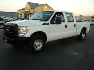 2014 Ford F-250 XL CrewCab 4X2 6.2L 6ftBox