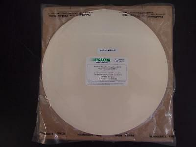 Praxair Ceramics Sputtering Target Ba-sr-ti-y Oxide 99.99 10x0.25 3131