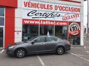 2008 Honda Accord EX-L ** AUCUN ACCIDENT RAPPORTÉ ** CUIR * TOIT