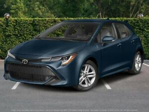 2019 Toyota Corolla Hatchback Manual  - Navigation - $147 B/W