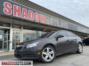 2014 Chevrolet Cruze Diesel -LEATHER -SUNROOF -HEATED SEATS