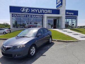 2008 Mazda Mazda3 GS*AC*CRUISE*BAS PRIX*BAS MILLAGE*AUBAINE*