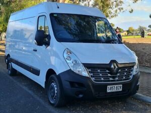 2018 Renault Master X62 Mid Roof LWB White 6 Speed Manual Van Prospect Prospect Area Preview