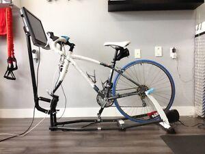 Entraîneur vélo virtuel Tacx