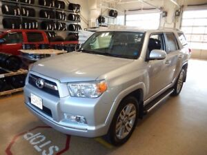 2013 Toyota 4Runner Limited Loaded suv!
