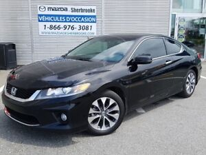2013 Honda Accord Coupe EX-L CUIR GPS TOIT OUVRANT