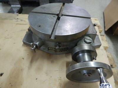 Troyke 12 Precision Horizontal Rotary Table R-12