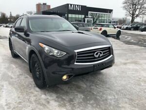 2012 Infiniti FX35 BACKUP CAMERA SUNROOF DVD PACKAGE FX35 LOW KM