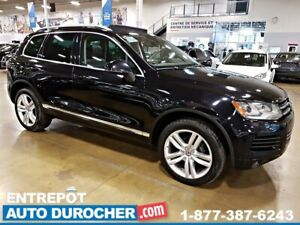 2014 Volkswagen Touareg 3.0 TDI 4X4 Automatique, NAVIGATION - TO