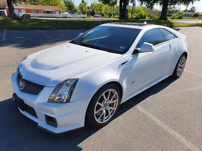 2015 Cadillac CTS V Coupe 2-Door 2015 CADILLAC CTS-V COUPE, AUTOMATIC, ONLY 21K MI, DON'T MISS!