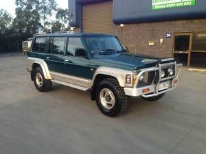 1995 Nissan Patrol Wagon Prospect Vale Meander Valley Preview