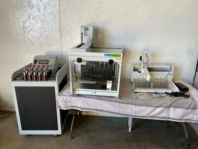 Spectro Arfs Pe Oilprep Cetac Asx-1400 Oilfuel Wear Contaminant Lab System