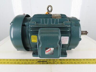 Baldor Ecp2332t-4 10hp Electric Motor 460v 3ph 256t Frame 1160 Rpm