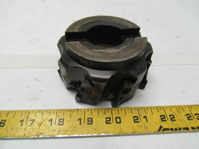 Carboloy R220.3369-04.00ct 4 Indexable 8 Tool Shell Mill Face Mill