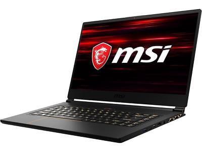 MSI GS65 Stealth THIN-050 i7-8750H 144 Hz FHD GTX 1060 6 GB 16 GB DDR4 512 SSD