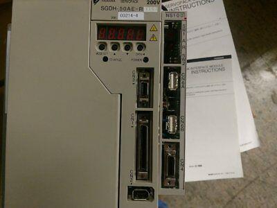 Nib Yaskawa Servopack Sgdh-50ae-ry161 Wmechtrolink If Model Jusp-ns100y10