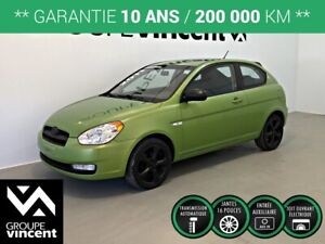 2011 Hyundai Accent L SPORT ** GARANTIE 10 ANS **