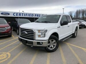 2017 Ford F-150 XLT 4X4|TRAILER TOW PACKAGE|VOICE-ACTIVATED N...