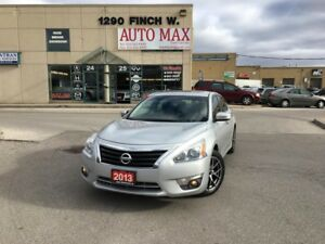 2013 Nissan Altima 2.5 SL, Navigation, Rear View Camera,