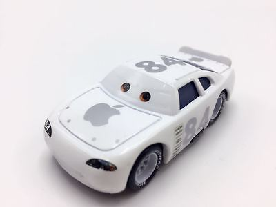 MT Cars No. 84 Apple Icar McQueen Diecast Toy Car Loose Kids Toy