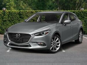 2018 Mazda Mazda3 Sport Sport GT-SKYACTIV HEATED LEATHER SEATS/S