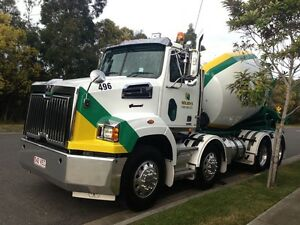 Concrete truck Chandler Brisbane South East Preview