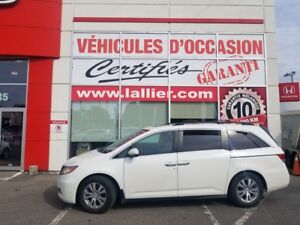 2014 Honda Odyssey **VÉHICULE EXCEPTIONNEL**