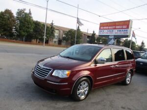 2008 Chrysler Town & Country Limited ,Backup Camera,