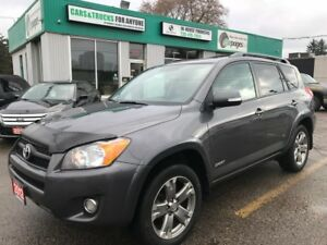 2012 Toyota RAV4 Sport l No Accidents l Backup Cam l Bluetooth