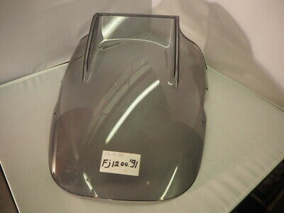 YAMAHA FJ1200  WINDSCHERM  PLEXI SCREEN WINDSHIELD 3XW-28381-00 flip-up