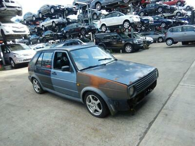1986 Golf Mk2 GTI 1.8 Engine Unfinished project Car with Alloys