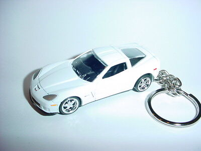 Cheap Sale New 3d Black 1978 Chevrolet Corvette Custom Keychain Keyring Key Vette Bling!!! Transportation Car & Truck